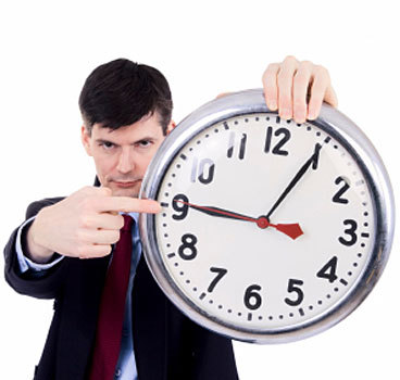 5. Know your timing Timing can certainly mean everything, as with a child or 'TOT.' Learn the best times of day to approach your boss, and study his or her patterns, mood swings, hot buttons, and plan your interactions accordingly. It can make the difference between a pleasant 'yes' and an irrevocable 'no!'