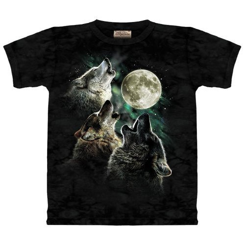 The Three Wolf Moon t-shirt.