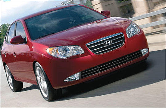 Price (2009 model): $14,120 to $17,800 Est MPG: Up to 32 ( Source: Hyundai )