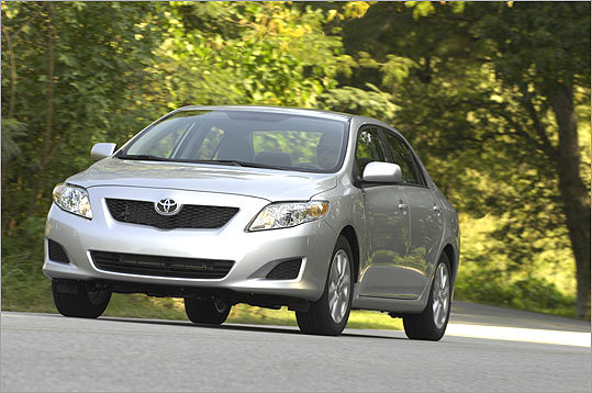 Price (2010 model): $15,350 to $18,860 Est. mpg: 26 city/ 35 highway ( Source: Toyota )