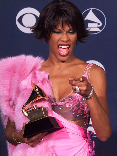 Whitney Houston, 2000
