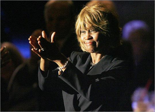 Whitney Houston, 2006