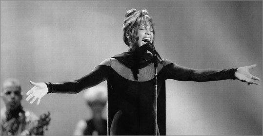 Whitney Houston, 1994