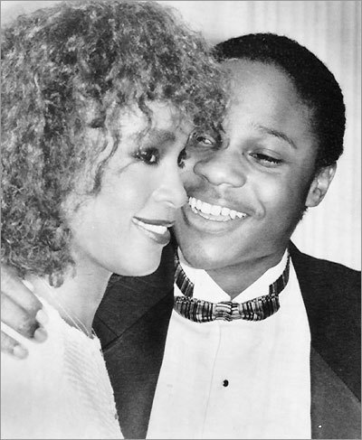 Whitney Houston, 1985