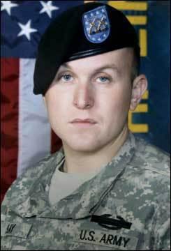 Specialist Jordan M. Shay, 22, Amesbury