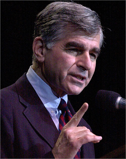 The Kirk-Dukakis connection Kirk decided to resign his post at the DNC after the party's candidate, Michael Dukakis, was defeated by George H.W. Bush in the 1988 election.