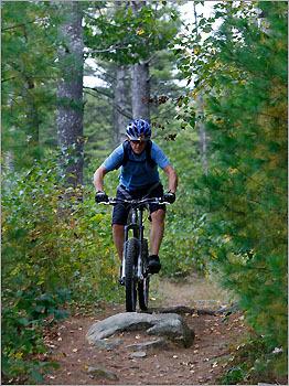 Bear Brook State Park, Allenstown, N.H.