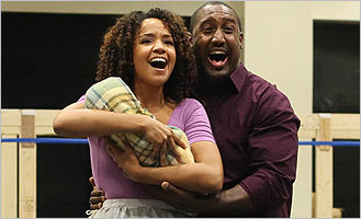 Stephanie Umoh in 'Ragtime'