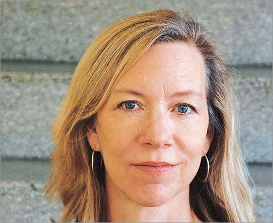 Author Allison Hoover Bartlett
