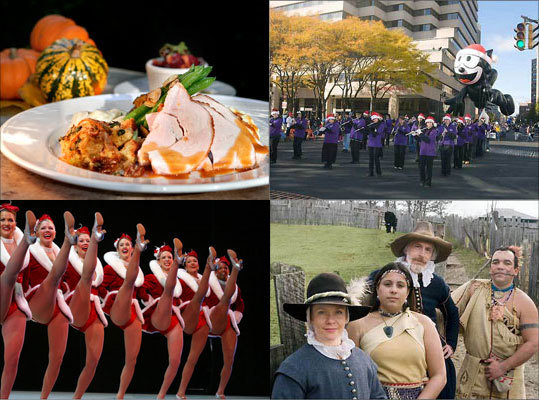 New England is the birthplace of this American holiday, so where better to celebrate Thanksgiving? Check out these 10 events to keep the holiday spirit flowing throughout the weekend.