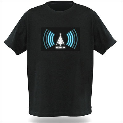 WiFi Detector Shirt Price: $19.99 Transform into a walking WiFi detector with this shirt. It's AAA battery-powered, machine washable, and more convenient - and inherently cool - than standard WiFi detectors.