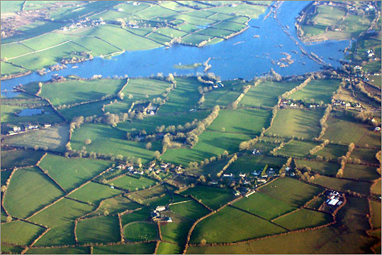 Shannon, Ireland.