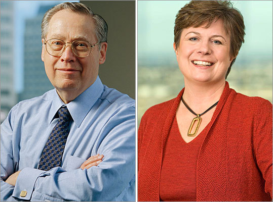 Dan Fuss (left) and Kathleen Gaffney Category: All general bond funds Fund: Loomis Sayles Investment Grade Annual return: 9.9% Category: High yield bond funds Fund: Loomis Sayles Institutional High Income Annual return: 8.8%
