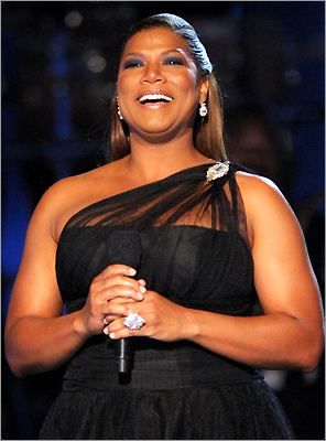 Host Queen Latifah