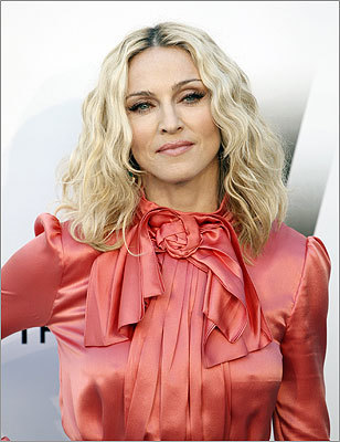 Madonna donated $250,000 to Partners in Health.