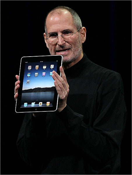 iPad Unveiled: 2010 The iPad was incredibly popular among consumers, selling around 15 million units within the first year. In March 2011, Apple unveiled the second generation iPad, which is 33 percent thinner, contains two cameras and runs on a dual core processor. The third generation, which is faster has a better camera and dictation, was announced March 7.