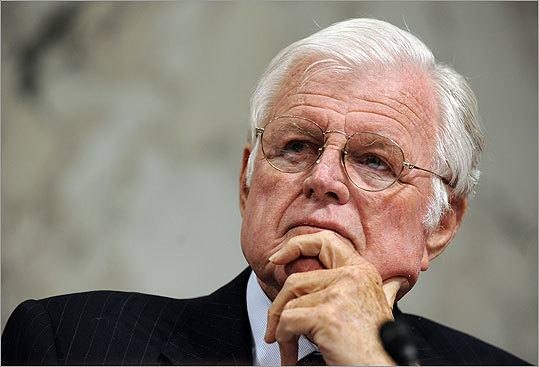 Ted Kennedy devoted nearly half a century to public life. Kennedy was elected in 1962 to the Senate seat once held by his brother John. He was a leading Democrat who pushed continuously for universal health care.