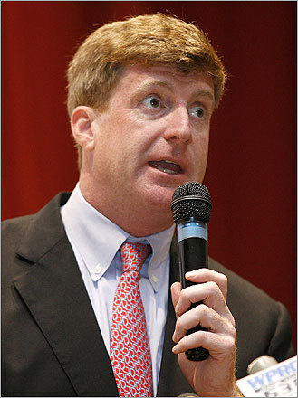 US Representative Patrick Kennedy of Rhode Island announced that he will not seek reelection, capping a 16-year career in politics. Patrick, the son of the late Senator Edward M. 'Ted' Kennedy, said his father's death caused him to do some soul-searching about his future. With Kennedy's departure, this will be the first time in more than six decades the Kennedy family will not have a member in Washington. Scroll through this gallery for a look at how the Kennedy lineage has impacted politics and public life.