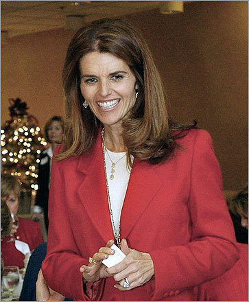 Maria Shriver, daughter of Eunice and Sargent, is first lady of California. Her husband Arnold Schwarzenegger was elected governor of California in 2003 and was re-elected in 2006.