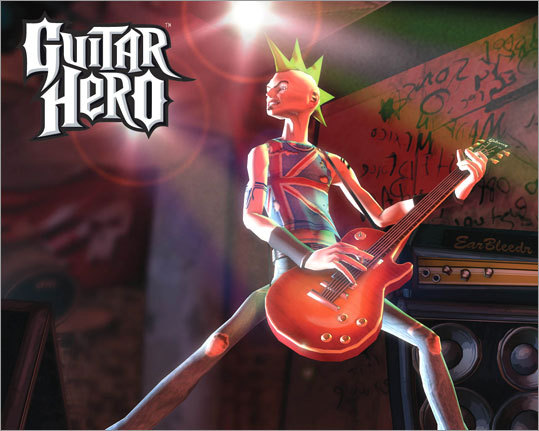 Guitar Hero Cambridge-based Harmonix Music Systems struck gold with this 2005 title. The game set the standard for rhythm-based guitar simulators, and rocked hard enough to inspire Viacom's MTV to acquire the company in 2006.