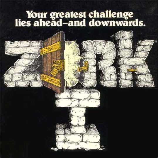 Zork Long before cutting-edge graphics and online play became staples of the fantasy roleplaying genre, there was Zork. As one of the original programmers tells it, the game originated as a pet project of a few MIT students in the late 1970s, who went on to found Infocom, a now-defunct developer. The first incarnation of Zork created an entire fantasy world from a series of carefully scripted text puzzles and scripts.