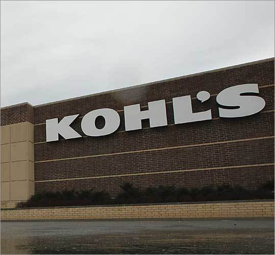 Kohl's Locations: Stoughton and Plymouth Tax breaks: More than $760,000 in state taxes, and more than $25,000 in local taxes. Kohl's received tax breaks for two department stores in 2004 - one in Stoughton and the other in Plymouth. The Wisconsin department store chain claimed more than $760,000 in state tax breaks. And it has already saved more than $25,000 in local property taxes for the Plymouth store. Critics say it generally doesn't make sense to subsidize big-box stores, because they compete with existing retailers and would likely open in the area without the tax credits.