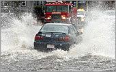 Flooding scenes
