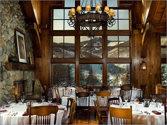SaddleRidge restaurant