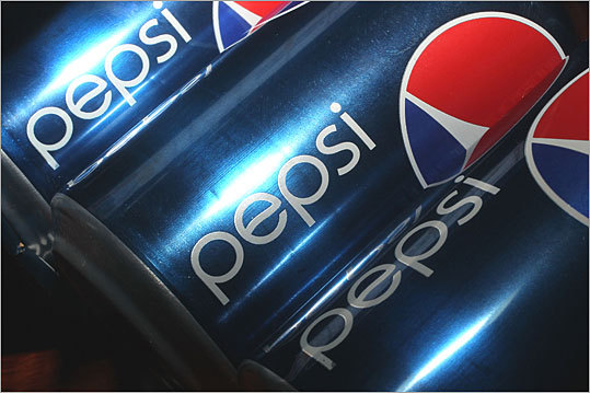 Pepsi cuts sodium March 2010 PepsiCo announced plans to reduce the sodium in its products by 25 percent by 2015. The company also said it planned to cut the average sugar serving in its products by 25 percent and the average saturated fat serving by 15 percent by 2020.