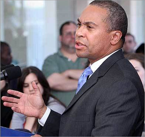 Massachusetts Governor Deval Patrick, an Obama friend who served in President Clinton's Justice Department, could add practical political experience to the court. Patrick's name was floated last year when Supreme Court Justice David H. Souter retired. At the time, Patrick said he did not have interest in the post.