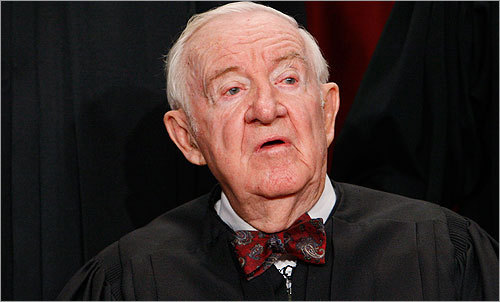 Supreme Court Justice John Paul Stevens, the court's oldest member and leader of its liberal bloc, is retiring this summer. Who will President Obama pick to replace him? Globe writer Matt Viser outlines few leading candidates for the job. Scroll through this gallery to learn a little more about them.