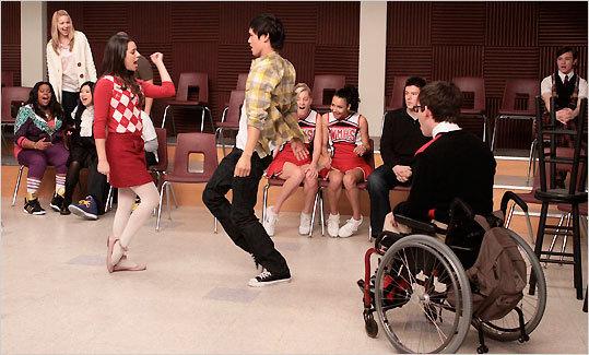 Harry Shum Jr Dancing