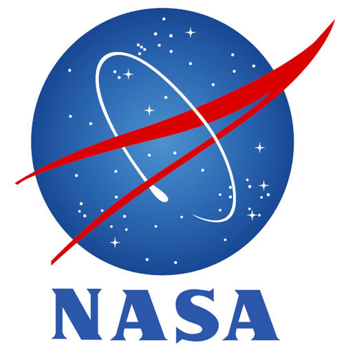 NASA needs to inspire us again. How about starting with the logo? The agency's current emblem is 51 years old, a cluttered mess of lettering, a red airfoil, and a white orbital path, all crammed into a blue-and-white starry globe. Its in-house name is 'the meatball,' shown here. Ideas asked four graphic designers to come up with a new symbol for the 21st-century space agency, to conjure a vision of NASA that fits the present.