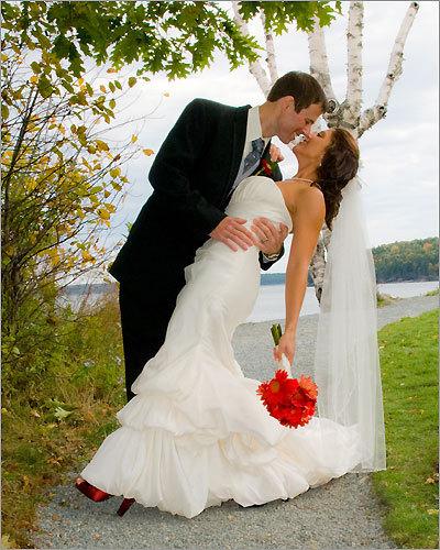 Lori and Neil's wedding