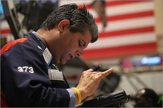 All the major indexes lost more than 3 percent.