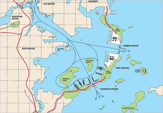 Defending Boston From The Sea The Boston Globe