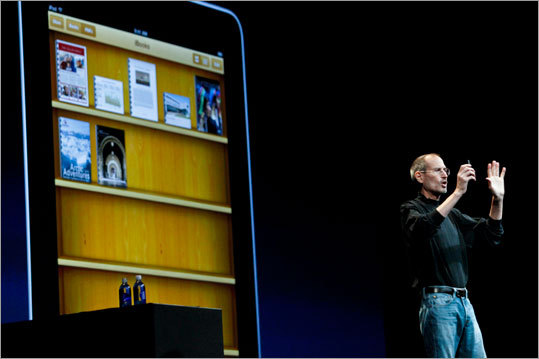iBooks The virtual bookstore that launched with the iPad will come to the iPhone with the iOS 4 operating system. It will also act as the device's PDF reader.