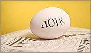 Top 401(k) plans
