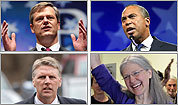 The Mass. governor's race and the November elections