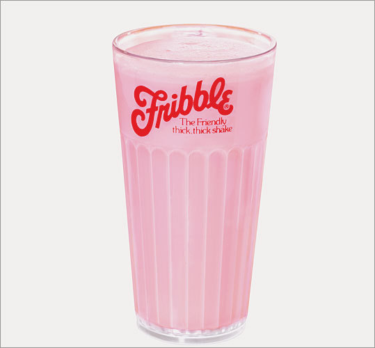 1965: Thicker milkshakes introduced The drink now called a Fribble was known as a super-thick milkshake until an employee contest in 1977. Today, milkshake enthusiasts can get Fribbles in four flavors: chocolate, vanilla, strawberry, and coffee.