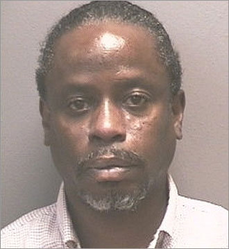 Earnest Baxter Wanted for: Failure to register as a sex offender (two counts).