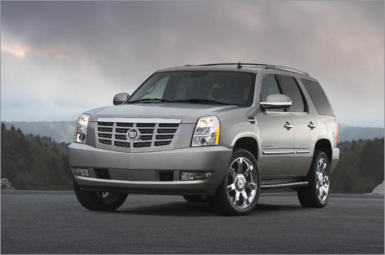 1. Cadillac Escalade Theft odds: 1 in 93 Average payout per claim: $10,555 Base price: $60,405