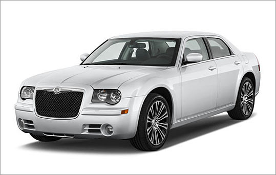 10. Chrysler 300C Hemi Theft odds: 1 in 159 Average payout per claim: $8,294 Base price: $36,995 (2010 model pictured)