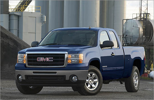 5. GMC Sierra 1500 Crew Cab Theft odds: 1 in 137 Average payout per claim: $6,022 Base price: $17,725