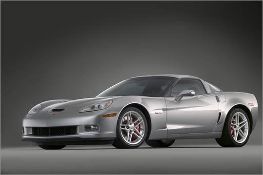 10. Chevrolet Corvette Z06 Theft odds: 1 in 588 Avg. payout per claim: $41,229 Base price: $72,235