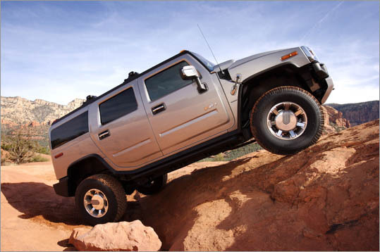 7. Hummer H2 Theft odds: 1 in 161 Avg. payout per claim: $10,324 Base price: $63,090 (or less, depending on offers)