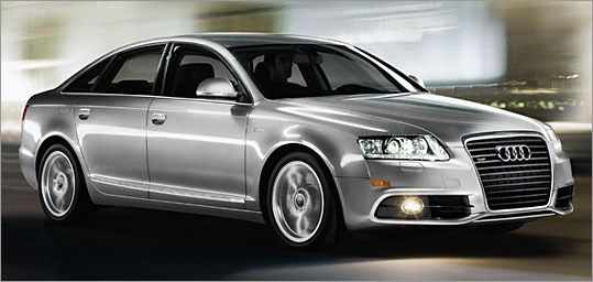 Least likely to be stolen Audi A6 quattro (1 in 2,000) Mercury Mariner (1 in 2,000) Chevrolet E