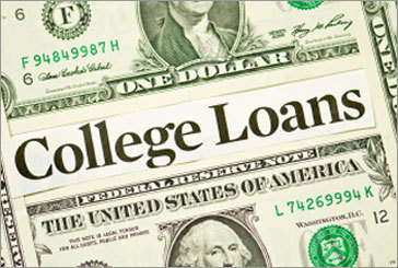 7. Private loans Kiplinger.com warns against private, flexible-rate loans, which allow students to accumulate much more debt than federal, fixed-rate options. Consider these eight steps to take before taking out a student loan .