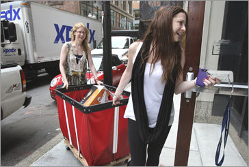 Parents know their college-bound children are heading into shoebox-sized dorm rooms and facing unfathomably large tuition bills, yet some will still insist on item after pricey item for their students. To combat the never-ending packing and spending sprees, personal finance magazine Kiplinger.com compiled a list of money-wasters college students are better off going without.