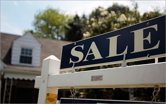 July home sales across Massachusetts have fallen 26 percent over a year ago, a decline in part due to the expiration of the federal home buyers tax credit. However, some communities in Massachusetts bucked the statewide and national trend, and actually saw sales — and in many case median home prices — climb in July. Here are 10 towns and cities in the state that were real estate winners in July. All data are from The Warren Group .